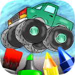 Cars Colouring Book for Kids 1.1.1 Apk