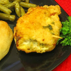 Easy Chicken Kiev (Baked)