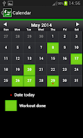 Screenshot of 3 Exercises - Daily Workout