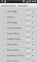 Screenshot of 999+ Ringtones