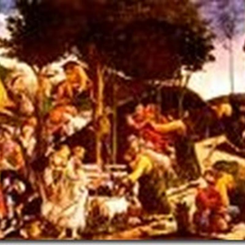 1. Bersama Musa, Kita belajar menjalani panggilan dan perutusan kita
