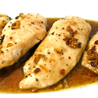 Skinny Garlic Chicken, Wonderfully Easy and Delicious