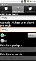 Screenshot of KSP Orbit