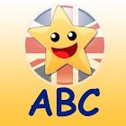 British Alphabet icon
