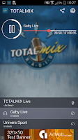Screenshot of TOTALMIX
