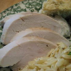 Super Easy Crock Pot Turkey Breast