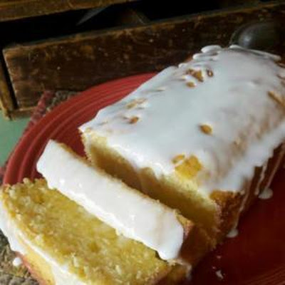 Lemon Loaf - starbucks