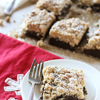 Gingerbread Crumb Cake