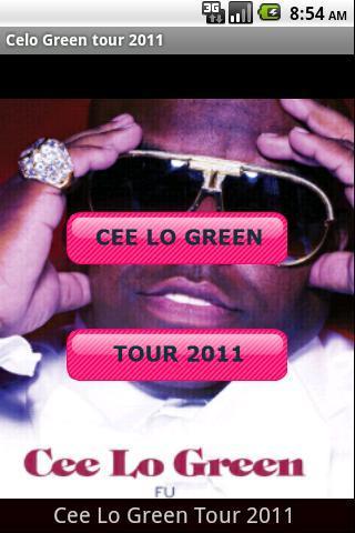 Cee Lo Green 2011