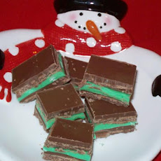 Creamy Chocolate Mint Melts