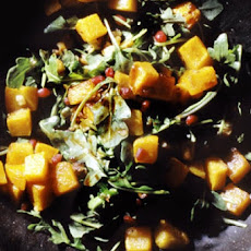 Autumn Farmer's Market Salad