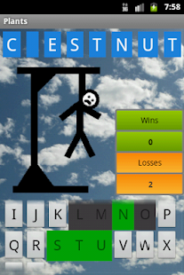 App Hangman in English APK for Kindle