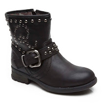 Replay Studded Biker Boot BOOTS