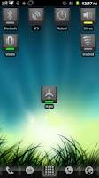 Screenshot of Airplane Mode Toggle