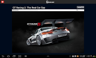 Screenshot of Racing Games For Tablets