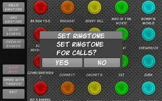 Screenshot of Instant Buttons