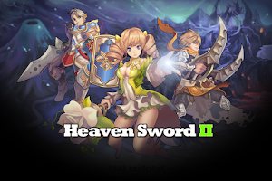 Screenshot of ★ 3D MO RPG Heaven Sword II  ★