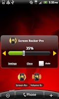 Screenshot of Screen Rocker Pro