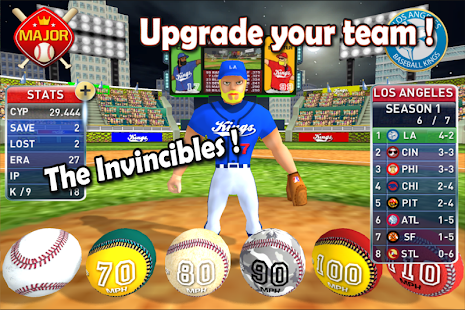 Free Download Baseball Kings ! APK for Samsung