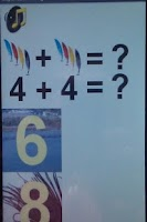 Screenshot of Kids Maths Plus Elementary