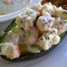 Avocado and Crabmeat Salad