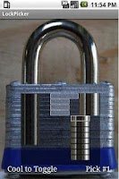 Screenshot of LockPicker