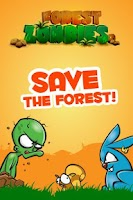 Screenshot of Forest Zombies Free Game