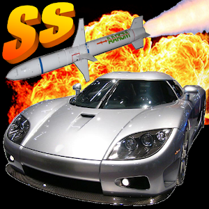 Supercar Shooter : Death Race