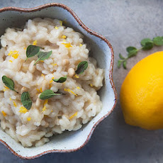 Meyer Lemon Risotto