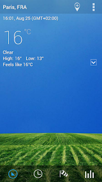 Digital Clock & World Weather APK screenshot thumbnail 6