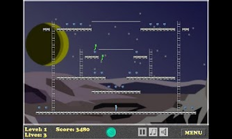Screenshot of Space Runner