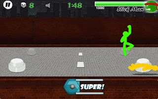 Screenshot of Stickman Fighter