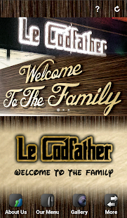 Le Codfather - screenshot