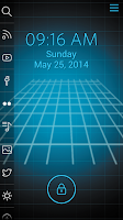 Screenshot of Tron - Start Theme