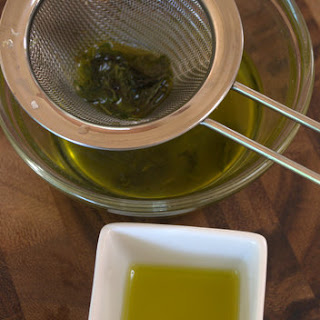 Mint Infused Oil Recipes