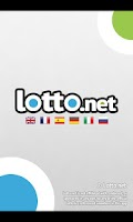 Screenshot of Lotto.net Lottery App