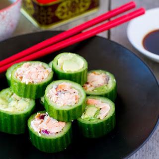 Peppered Salmon Sushi Recipes