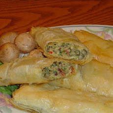 Breakfast to Go in Phyllo