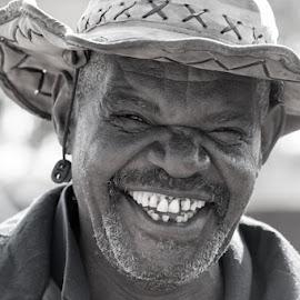 Runya by Richard Duerksen - People Portraits of Men ( zimbabwe, portrait, man )