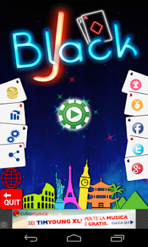 BlackJack 21 Free 154062 APK screenshot thumbnail 1