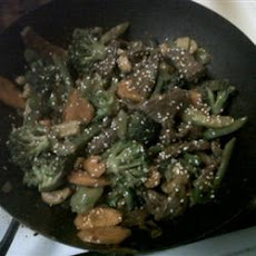 Stir Fried Wok Vegetables