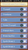 Screenshot of Guitar Chords (Pro)