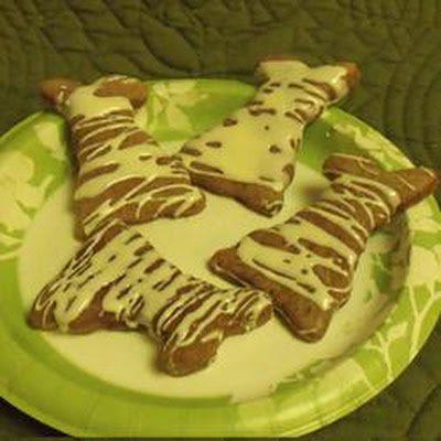 Sugar Free Christmas Cutouts
