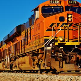 BNSF 6759 1271 by Jim Suter - Transportation Trains