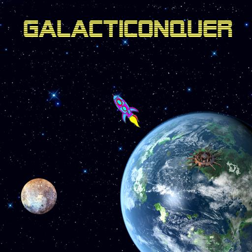 GalactiConquer Lite LOGO-APP點子