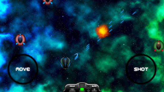 Space Shooter - screenshot