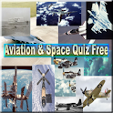 Aviation and Space Quiz Free icon