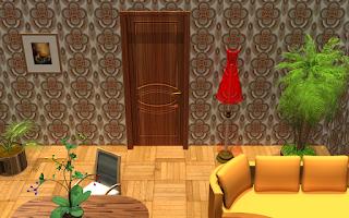 Screenshot of Room Escape - Living Room
