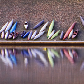 Canoe by Alain Morin - Sports & Fitness Other Sports ( water, canada, color, ottawa, ontario, rideau canal, things, boat,  )