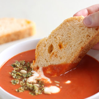 Basil Pine Nut Soup Recipes
